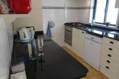 Een foto van de keuken van Vila Maria.