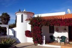 Een typisch portuguese stijl huis met veel luxe in de Algarve, Vila Maria.